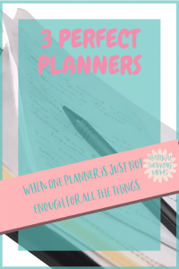 busy mom planners
