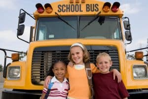 School Drop Off and Pick Up