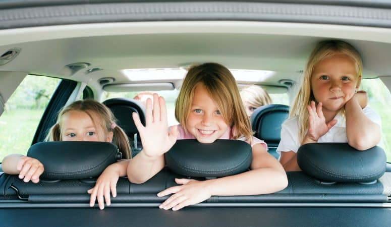 4 Carpool Rules All Moms Should Follow