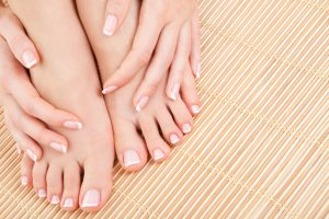 essential oils for nails